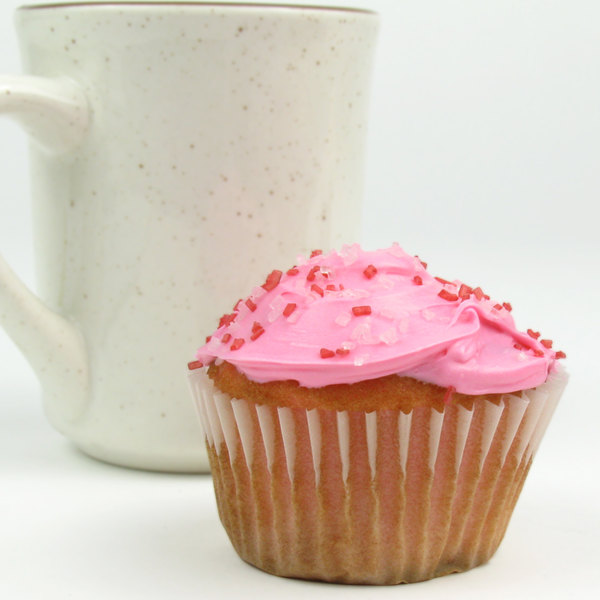 """White Fluted Baking Cup 1 3/4"""" x 1 3/8"""" - 10000/Case"""
