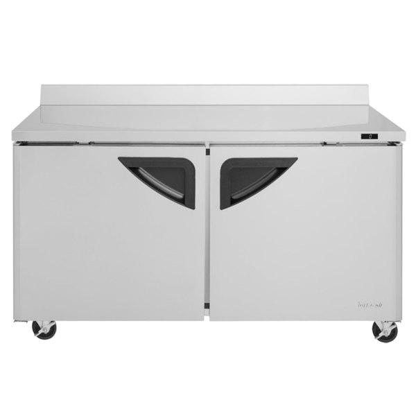 "Turbo Air TWF-60SD-N Super Deluxe 60"" Worktop Freezer"