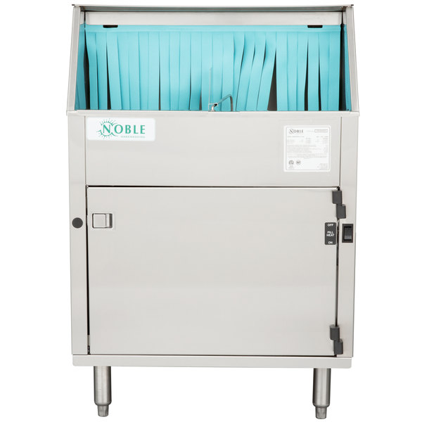 Noble Warewashing CG Electric Carousel Type Underbar Glass Washer - 208-230V