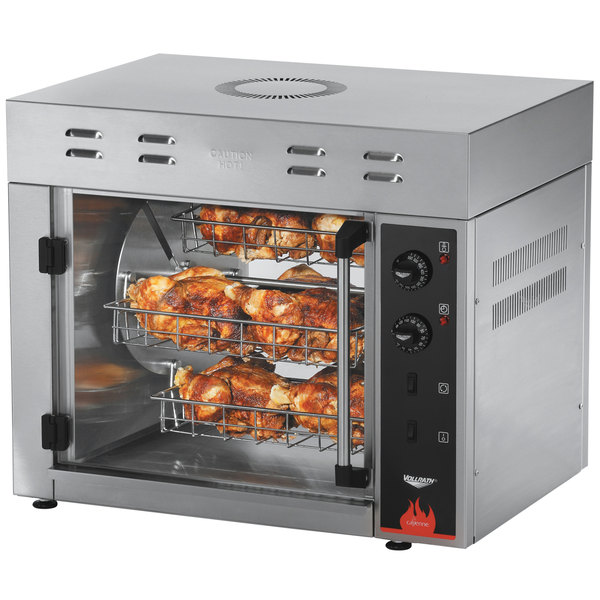 Vollrath 40841 Countertop Rotisserie Oven - 208/240V Main Image 4