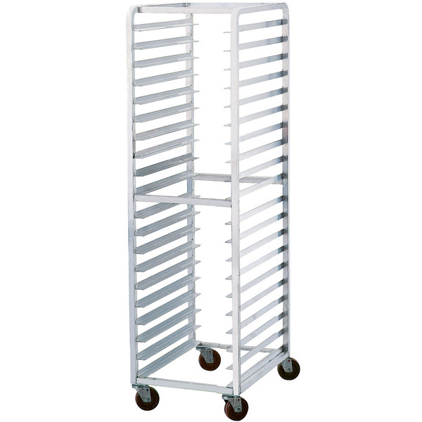 Advance Tabco STR20-3W 20 Pan Steam Table Pan Rack - Assembled