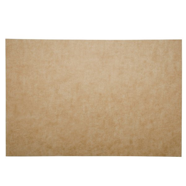 """Bagcraft Papercon 030010 EcoCraft Bake 'N' Reuse 16"""" x 24"""" Full Size Parchment Paper Pan Liner - 50/Pack"""