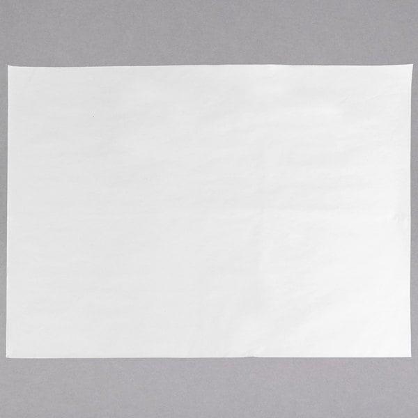 15 x 20 newsprint sandwich wrap paper 1250 bundle