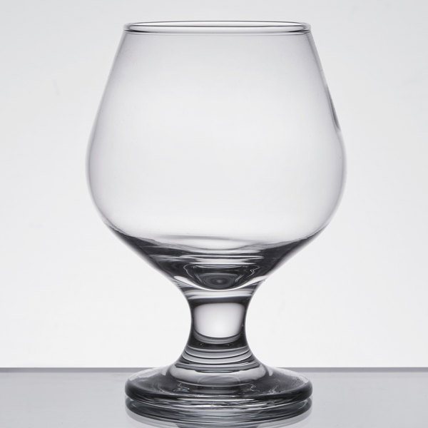 Anchor Hocking 3933M Excellency 9 oz. Brandy Glass - 24/Case
