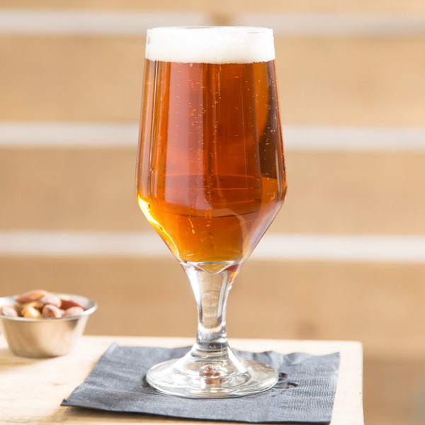 Libbey 3328 Estate 12 oz. Beer Glass - 36/Case