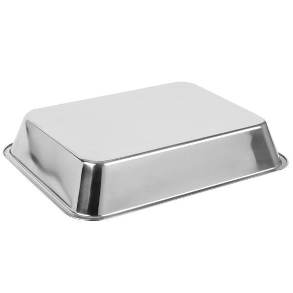Stainless Steel Bake And Roast Pan 16 3 8 X 12 5 8 X 2 7 8