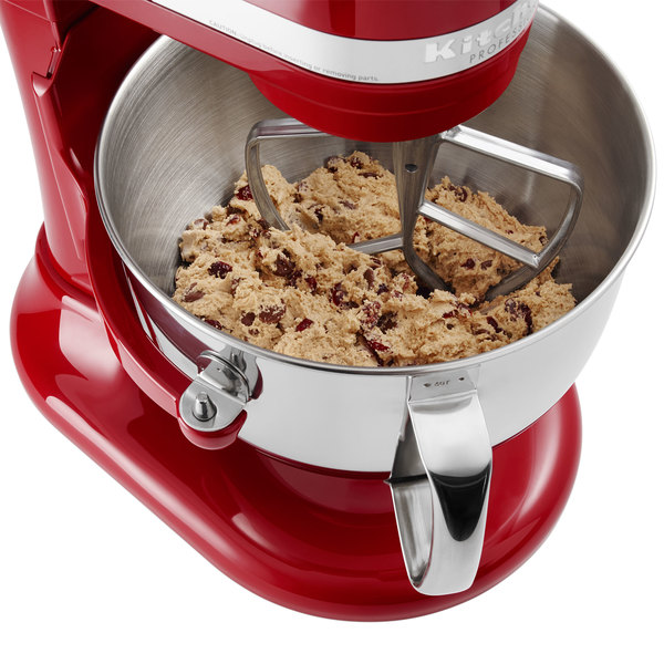 Kitchenaid Kn2b6peh Polished Stainless Steel 6 Qt Mixing