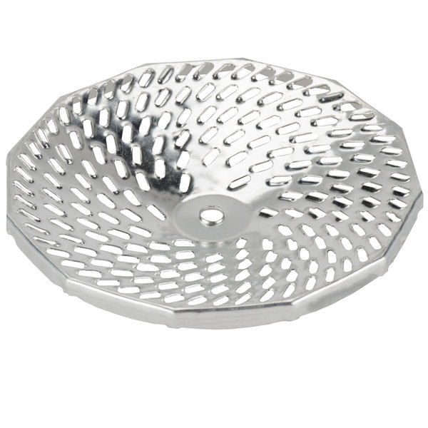 "Tellier 42573-94 5/32"" Replacement Sieve / Cutting Plate for #3 Food Mill"