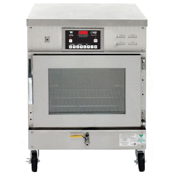 Winston Industries CAC507 CVAP Half Height Cook and Hold Oven - 240V