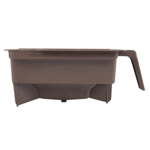 Bunn 04274.0010 Large Brown Brew Chamber Pouch Pack Funnel for S, VP, and CWTF Brewers Main Image 1