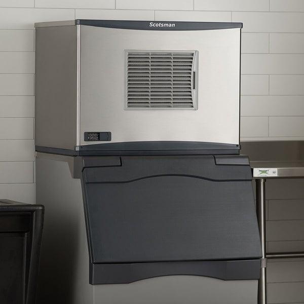 "Scotsman C0530MA-1 Prodigy Series 30"" Air Cooled Medium Cube Ice Machine - 525 lb. Main Image 5"