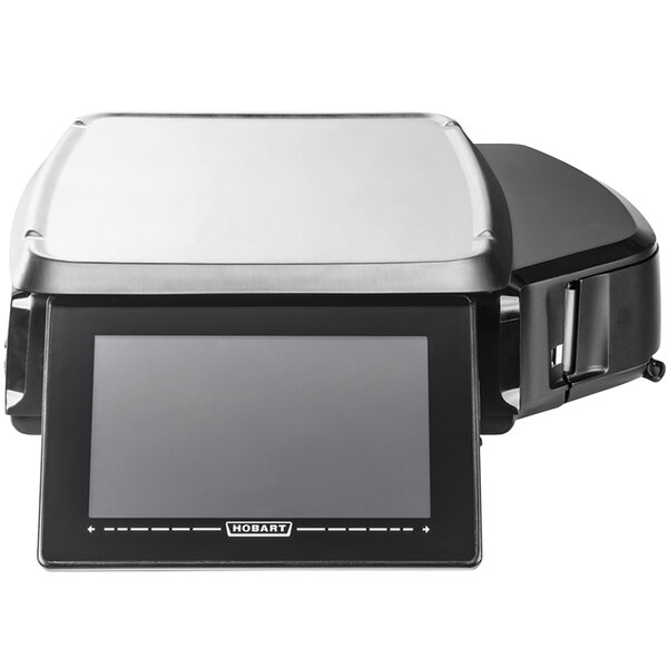 Hobart HT Series HTS-7ELS 30 lb. Price Computing Scale with Label Printer Main Image 1