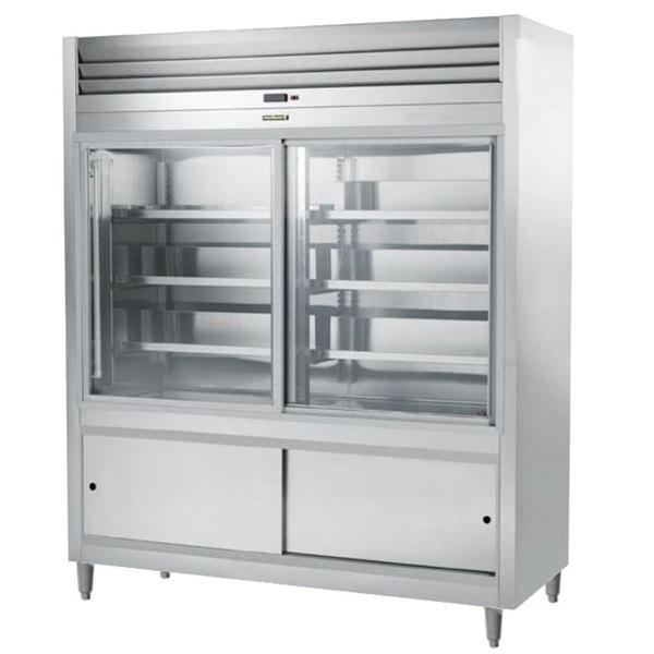 Traulsen RS332N-1 46 Cu. Ft. Sliding Glass Door Refrigerated Deli Merchandiser - Specification Line