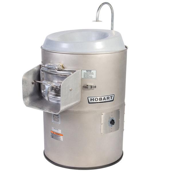Hobart 6430-1 30 lb  Potato Peeler - 115V