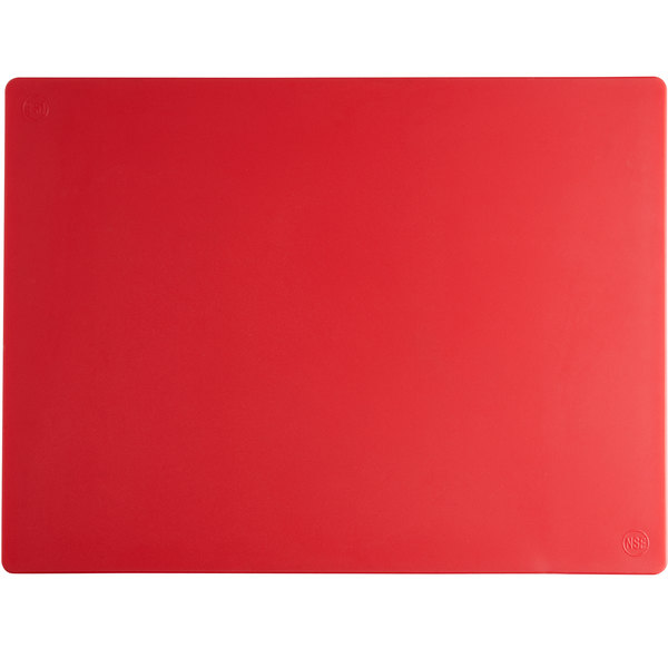 Purple Chopping Board For AllergenColour Coded Kitchen Large Plastic Cutting