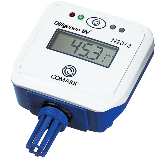 Comark Diligence EV Temperature and Humidity Data Logger N2013 Main Image 1