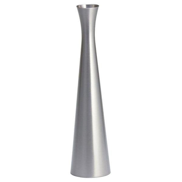 Tablecraft 268 8 Metal Hourglass Bud Vase