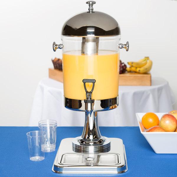 Tablecraft 71 Cold Beverage / Juice Dispenser 2.1 Gallon Main Image 3