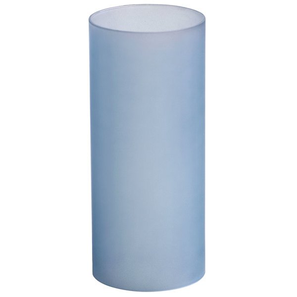 Sterno Products 85310 Blue Frost Cylinder Globe