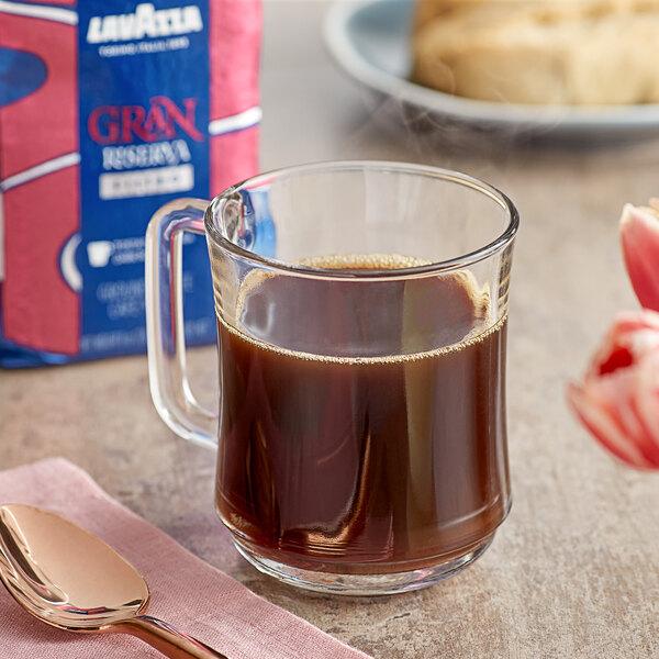 Lavazza Gran Riserva Filtro Coarse Ground Coffee 8 oz. - 20/Case Main Image 2