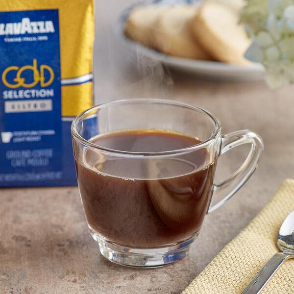 Lavazza Gold Selection Filtro Coarse Ground Coffee 8 oz. - 20/Case Main Image 2