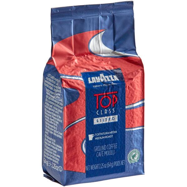 Lavazza Top Class Filtro Coffee Packet 2.25 oz. - 30/Case Main Image 1
