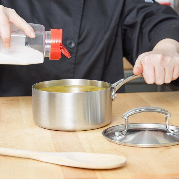 Vollrath 49430 Miramar Display Cookware 1 Qt. Butter Melter Main Image 2