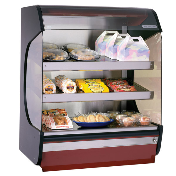 Alto-Shaam HSM-38/3S Hot Food Merchandiser - 38""