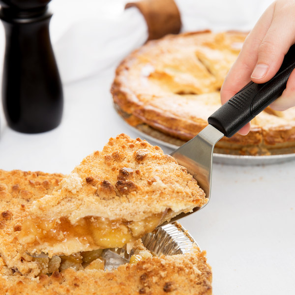 "Mercer Culinary M18770 Millennia 5"" x 3"" Pie Server"