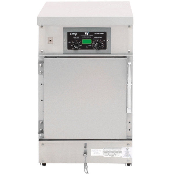 Winston Industries HA4503 CVAP Half Size Holding / Proofing Cabinet with Fan - 120V, 3 Cu. Ft.