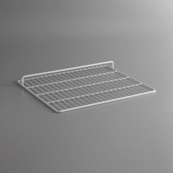 "Avantco 178SHELFUC48 Coated Wire Shelf - 20 13/16"" x 17 1/16"" Main Image 1"