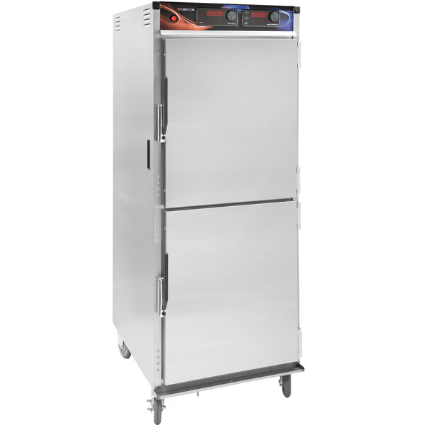 Cres Cor H137WSUA12D15A Full Size Insulated Stainless Steel AquaTemp Hot Cabinet - 120V Main Image 1