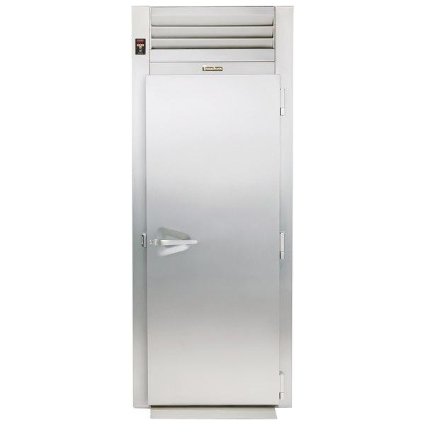 """Traulsen AIF132LUT-FHS 36"""" Solid Door Roll-In Freezer"""