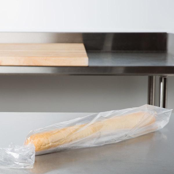 "Plastic Food Bag 5"" x 5"" x 30"" - 1000/Box"