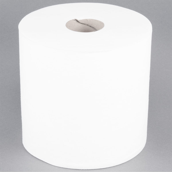 Merfin 8400 1-Ply Center Pull Airlaid Paper Towel 400