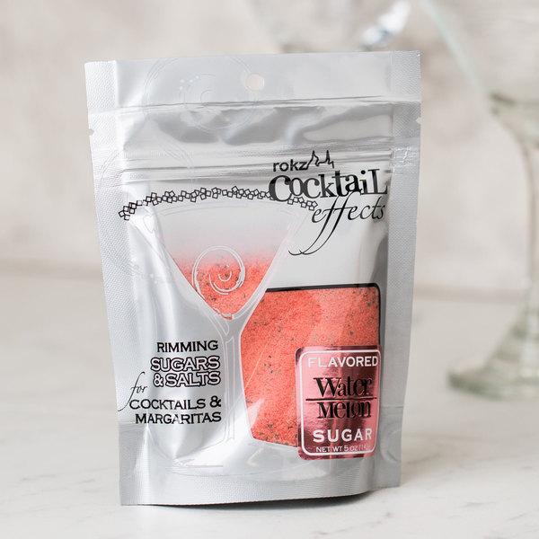 Rokz Watermelon Cocktail Rim Sugar - 5 oz.