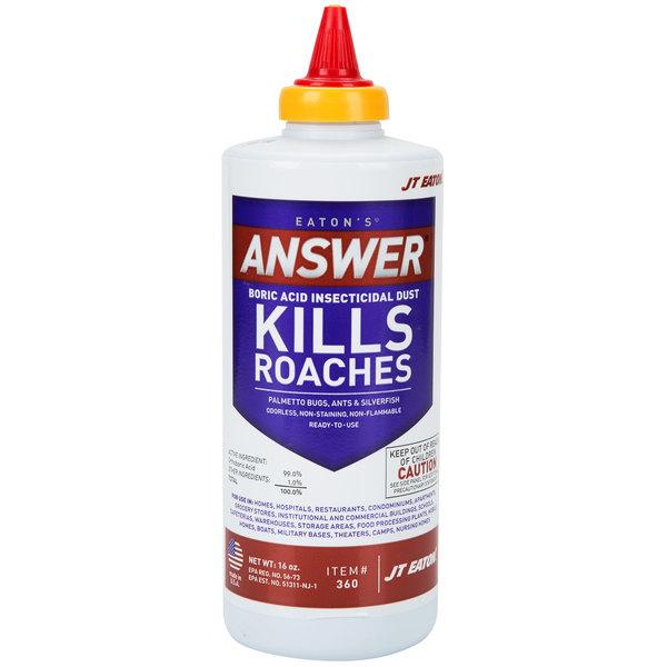 JT Eaton 360 Answer Insect Control Dust 16 oz. Bottle
