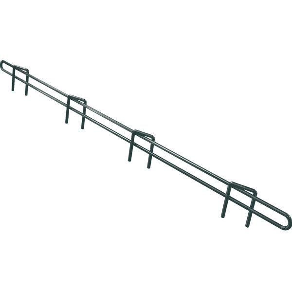 "Metro L30N-1-DSG Super Erecta Smoked Glass Ledge 30"" x 1"""