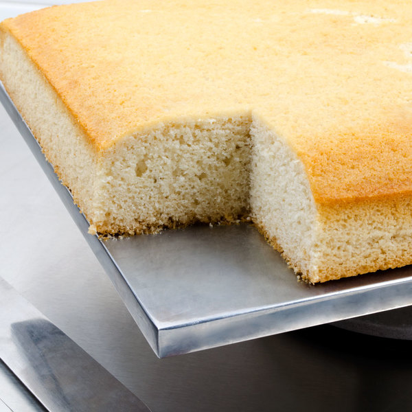 5 lb. White Cake Mix - 6/Case Main Image 1