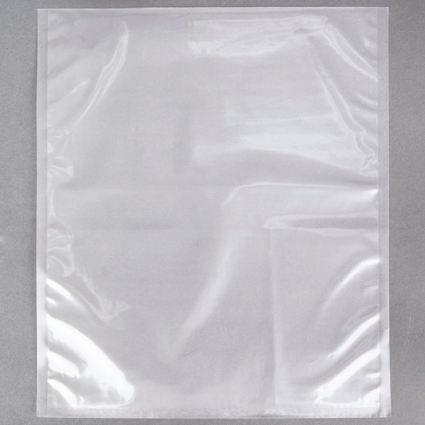 "ARY VacMaster 30734 14"" x 16"" Chamber Vacuum Packaging Pouches / Bags 3 Mil - 500/Case"