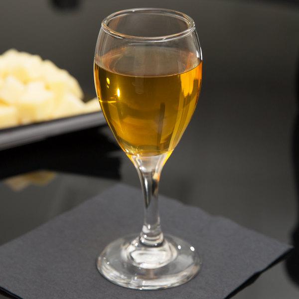 Libbey 3988 Teardrop 3 oz. Sherry Glass - 36/Case