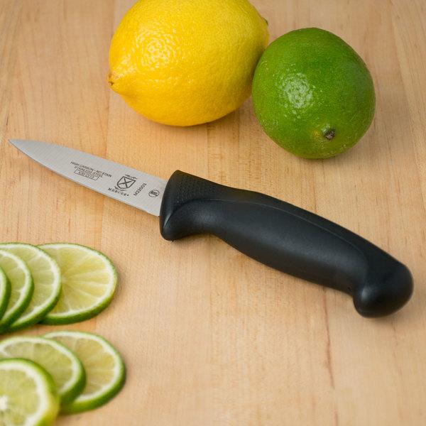 "Mercer Culinary M22003 Millennia 3 1/2"" Paring Knife"