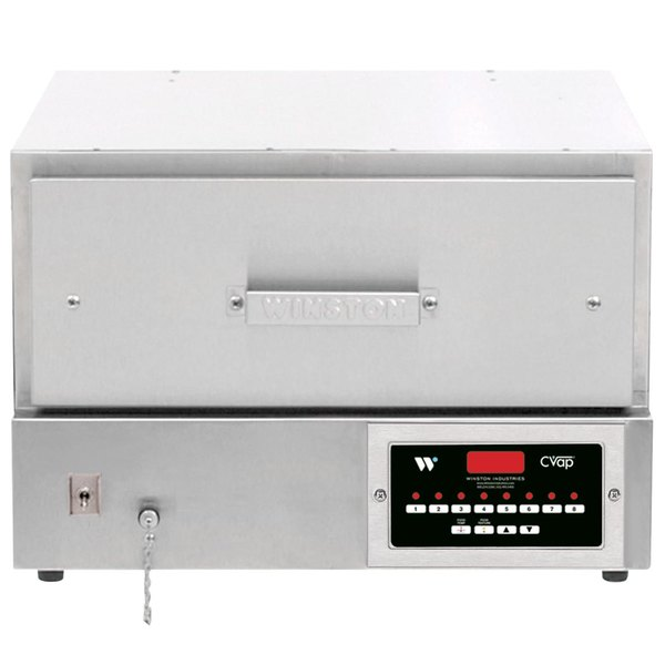 Winston Industries HBK5D1 CVAP Hold & Serve Single Drawer Warmer with Fan and Computerized Controls - 120V, 1572W