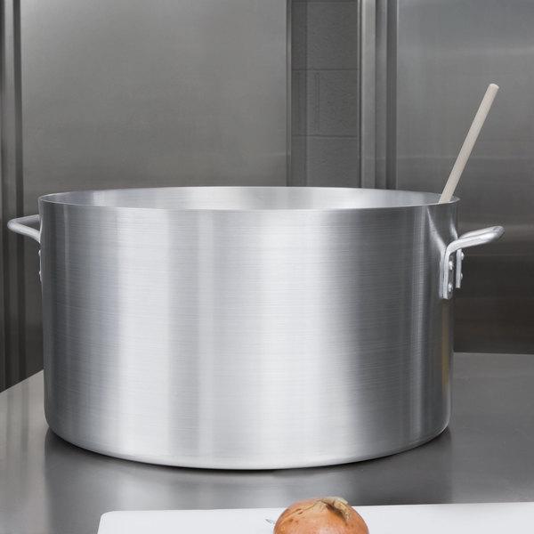 60 Qt. Standard Weight Aluminum Sauce Pot