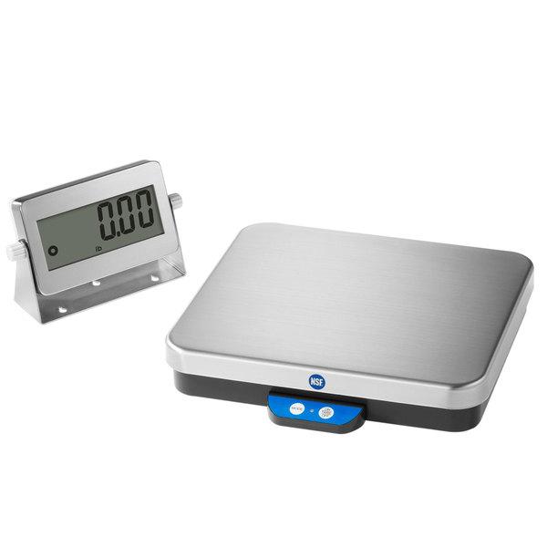 Edlund WRD-20 20 lb. Wireless Remote Digital Pizza Portion Scale