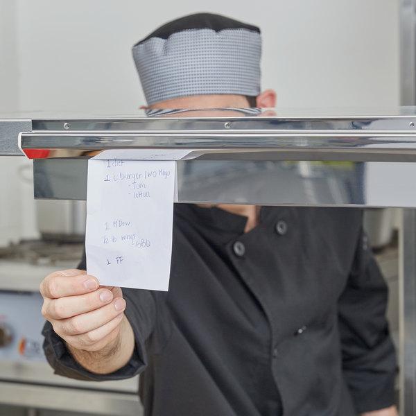 """18"""" Restaurant Ticket Holder"""