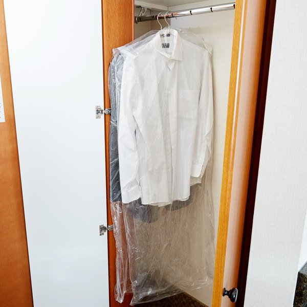"""54"""" Dry Cleaning Poly Garment Bag on Roll - 360/Roll Main Image 8"""