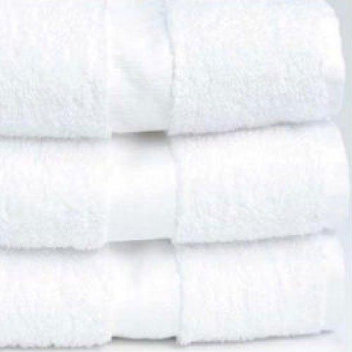 Hotel Bath Mat - Welcam 20 inch x 30 inch 86/14 Cotton / Poly 7 lb. - 60 / Case
