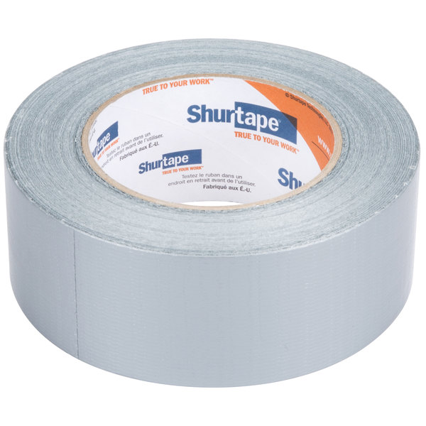 """Gray Duct Tape 2"""" x 60 Yards (48 mm x 55 m) - General Purpose"""