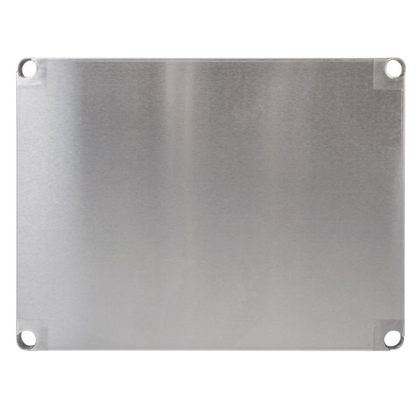 """Advance Tabco SH-1824 18"""" x 24"""" Solid Stainless Steel Shelf"""